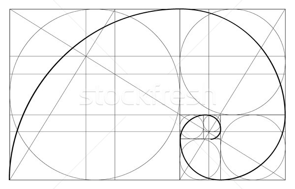 Stile design geometrica forme Foto d'archivio © olehsvetiukha