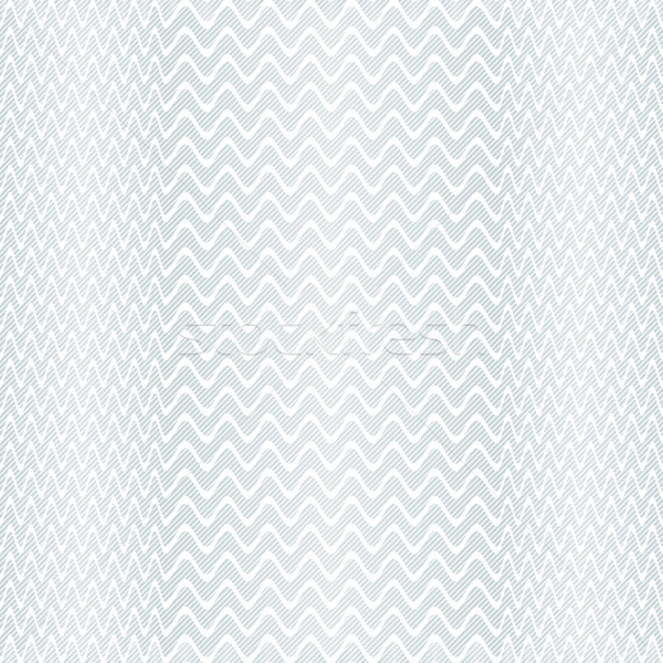 Silver-gray wave seamless pattern Stock photo © OlgaDrozd