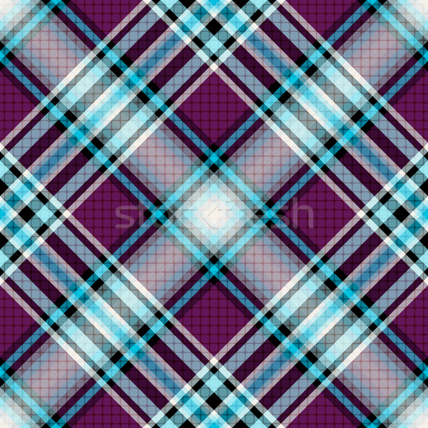 Repeating blue-violet pattern Stock photo © OlgaDrozd