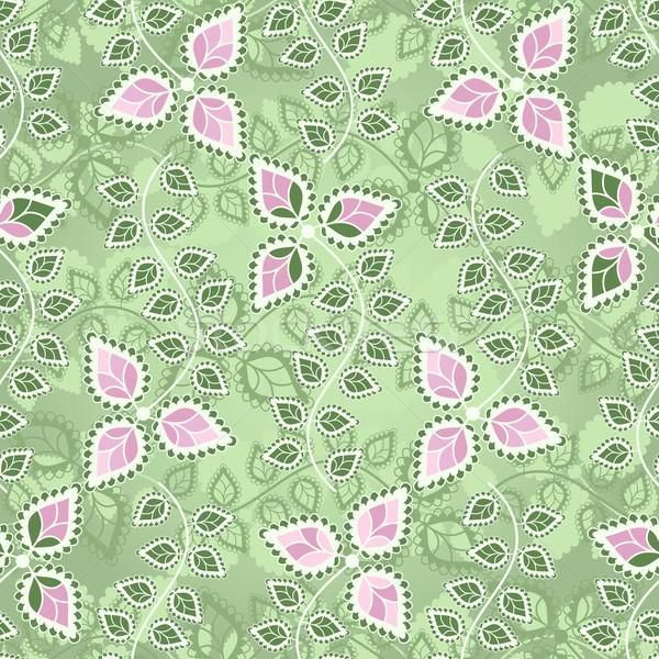 Floral pattern Stock photo © OlgaDrozd