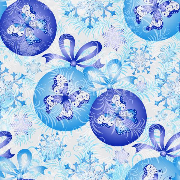 Eğim bağbozumu kar taneleri Stok fotoğraf © OlgaDrozd