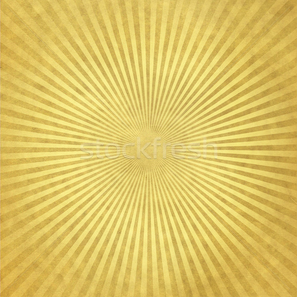 Wallpaper with golden rays Stock photo © OlgaDrozd