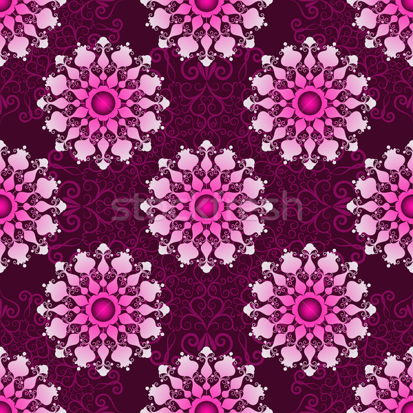 Photo stock: Vintage · sombre · pourpre · gradient · rose