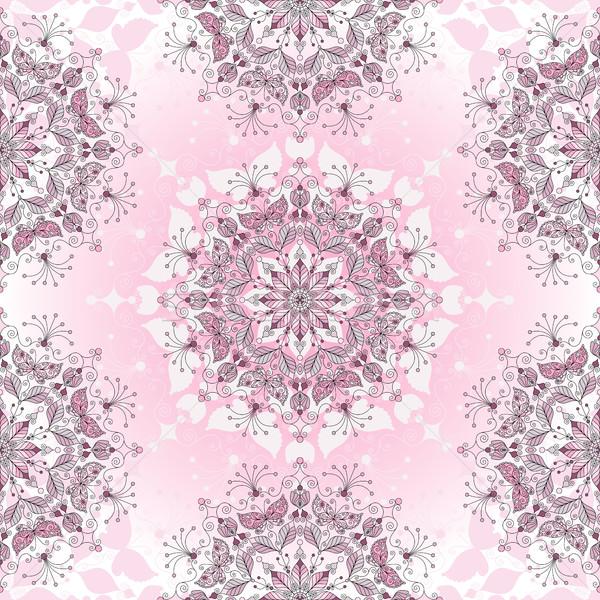 Vintage sem costura rosa padrão ornamento Foto stock © OlgaDrozd
