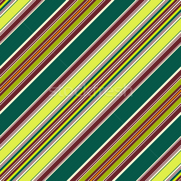 Seamless green diagonal pattern Stock photo © OlgaDrozd
