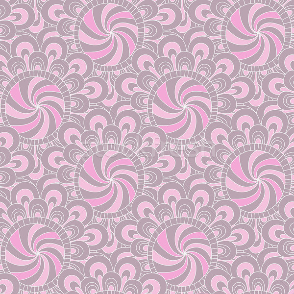 Vintage pastel seamless pattern  Stock photo © OlgaDrozd