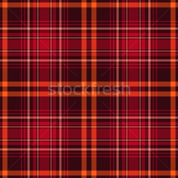 Seamless checkered pattern Stock photo © OlgaDrozd