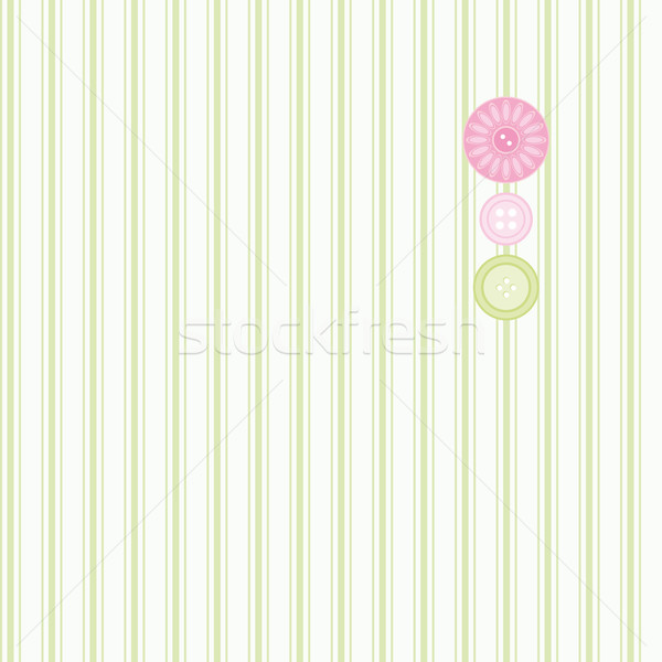 Sem costura verde tira papel textura primavera Foto stock © OlgaYakovenko