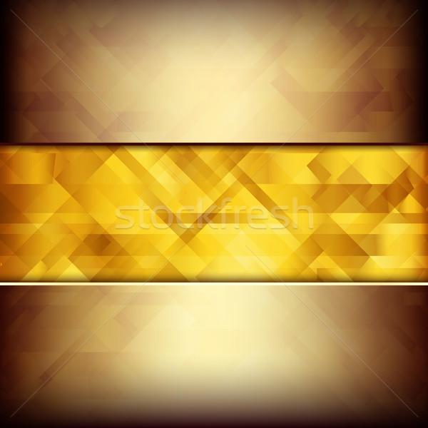 Résumé bois de feuillu textures cuivre ambre texture Photo stock © OlgaYakovenko