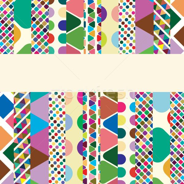 Stockfoto: Abstract · heldere · communie · ontwerp · eps10 · textuur