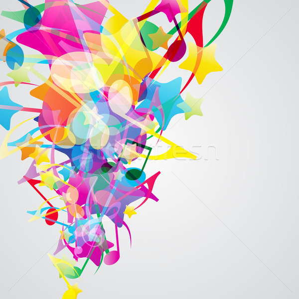 Music background Stock Photos, Stock Images and Vectors ...