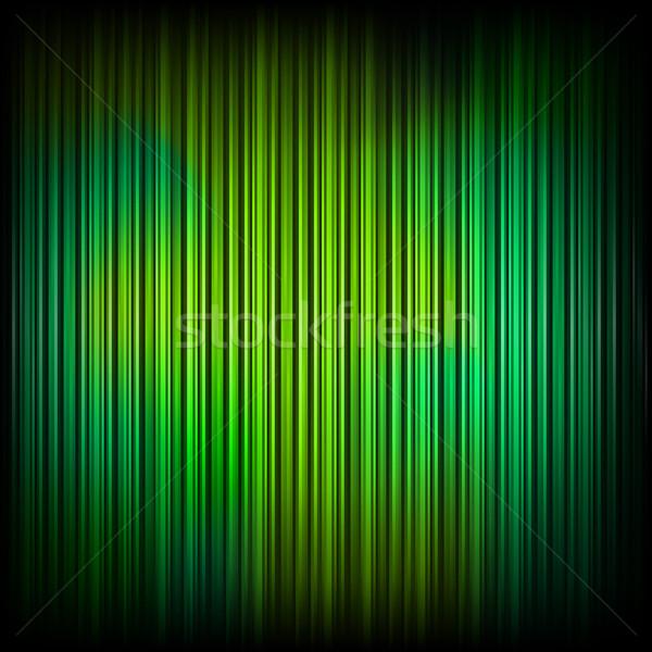 Stok fotoğraf: Yeşil · perde · örnek · film · konuşmacı · film