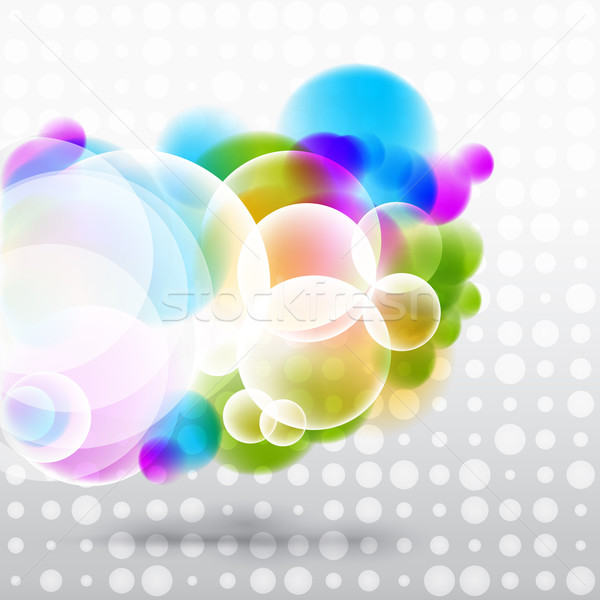 Colorful banner  Stock photo © OlgaYakovenko