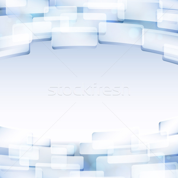 Abstract background greyish blue color. Stock photo © OlgaYakovenko