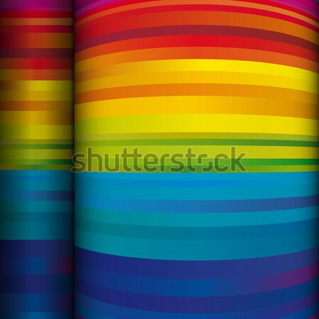 abstract page  Stock photo © OlgaYakovenko
