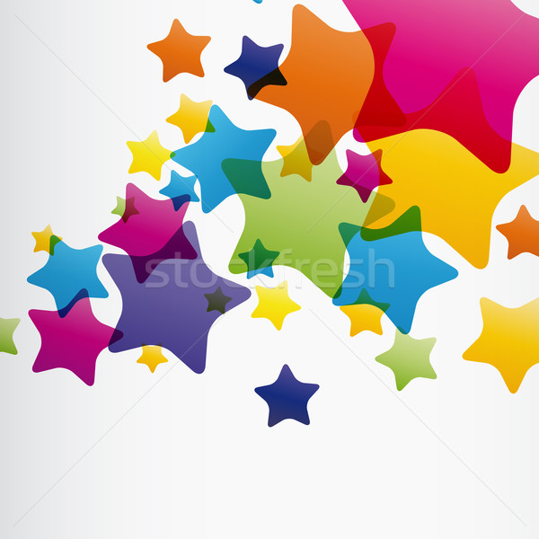 star background Stock photo © OlgaYakovenko