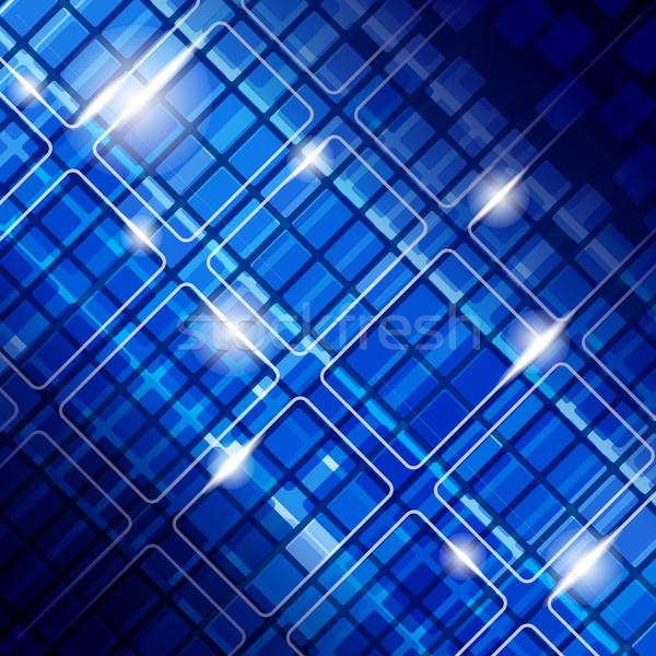 tech background.  Stock photo © OlgaYakovenko