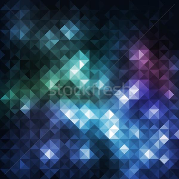 Colorful Mosaic Stock photo © oliopi