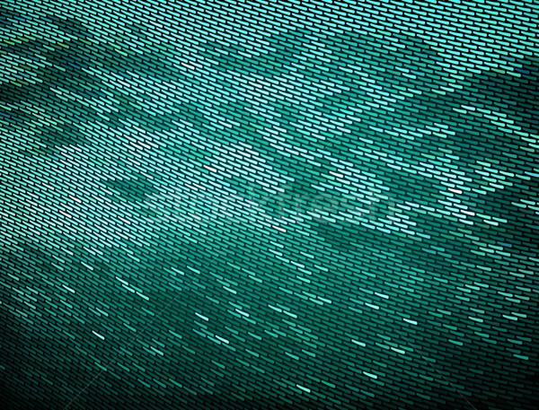 Mozaik afiş sualtı karalama vektör eps8 Stok fotoğraf © oliopi