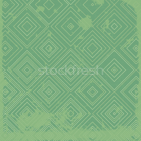 Grunge geometric pattern Stock photo © oliopi