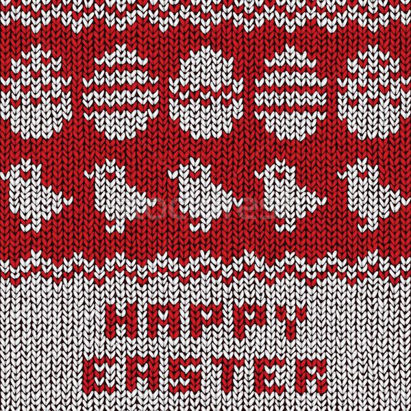 Easter Jumper Stock photo © oliopi