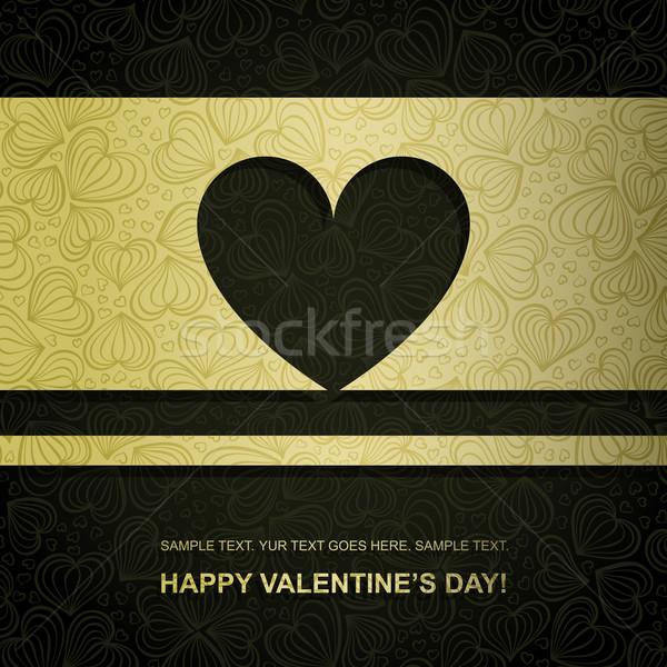 Valentine Card Stock photo © oliopi
