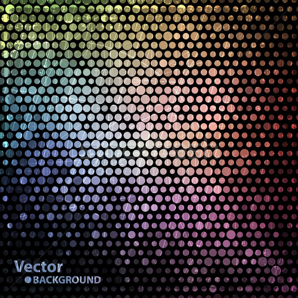 Gökkuşağı afiş renkli grunge uzay metin Stok fotoğraf © oliopi