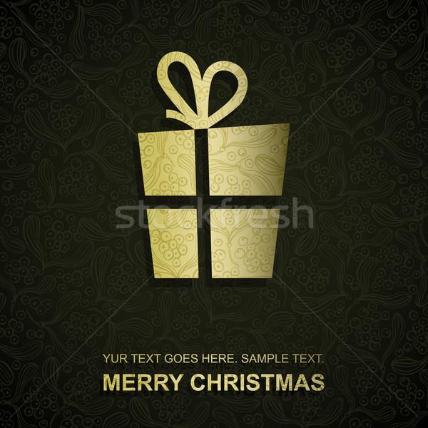 Christmas Card Stock photo © oliopi
