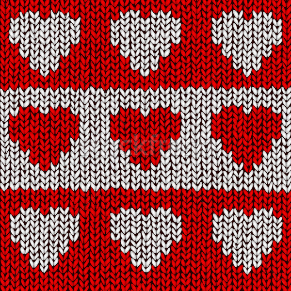 Stock photo: Heart Jumper