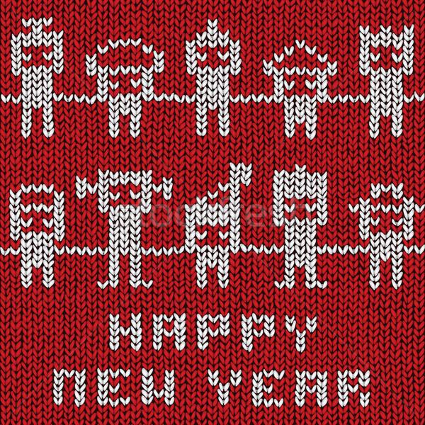 Happy New Year Stock photo © oliopi