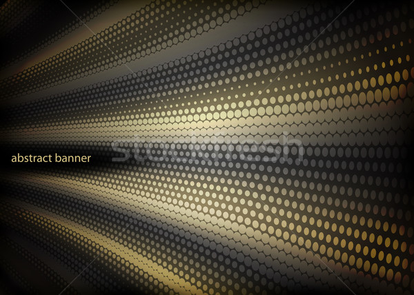 Abstract banner ruimte tekst vector Stockfoto © oliopi