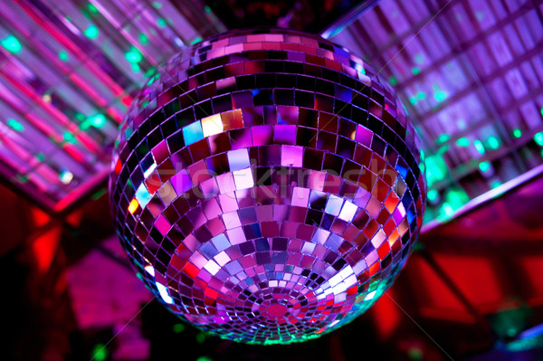 Disco ball Stock photo © olira