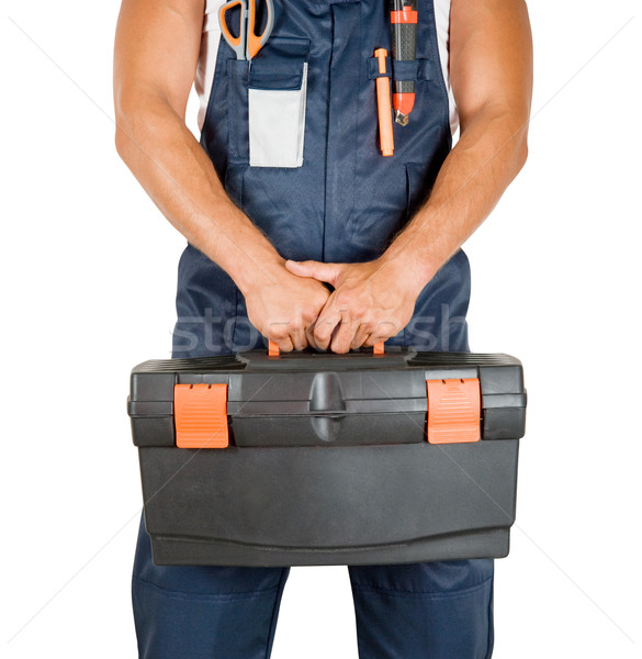 repairman Stock photo © olira