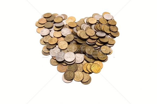 Love money Stock photo © olira