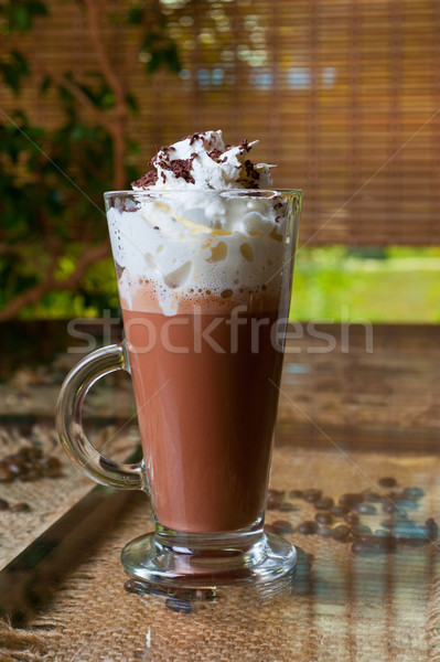 Coffee mocha Stock photo © olira