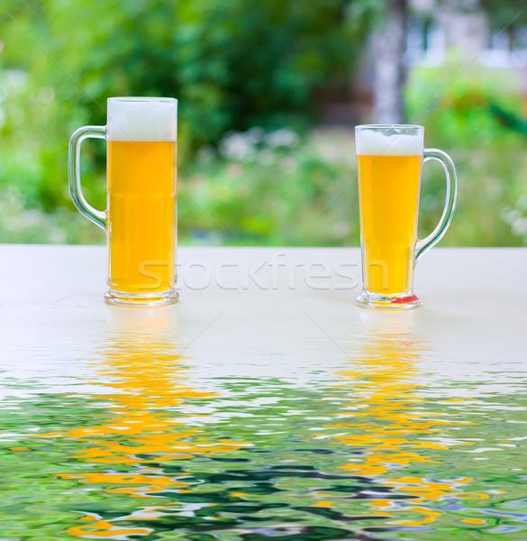 Beer consolidate Stock photo © olira