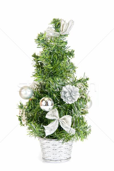 Christmas firtree Stock photo © olira
