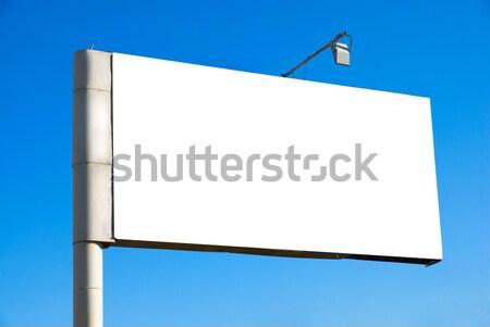 Stock photo: Billboard
