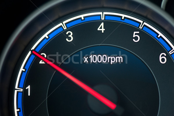 tachometer Stock photo © olira