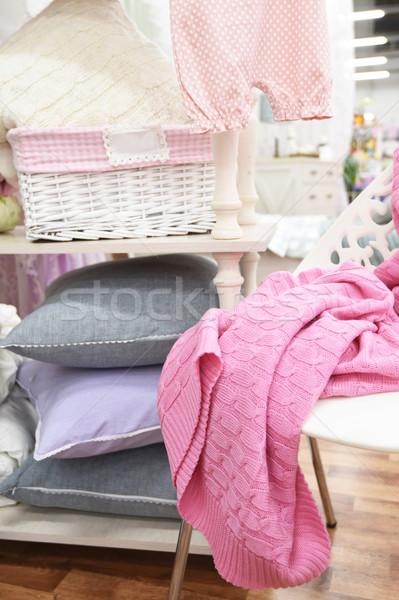 home textile set  Stock photo © olira