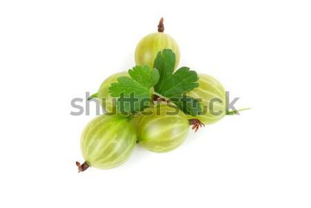 gooseberries Stock photo © olira