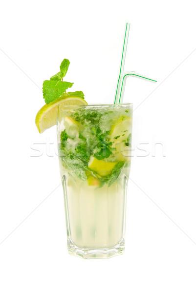 Mojito cocktail Stock photo © olira