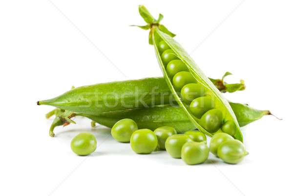 Ripe pea Stock photo © olira