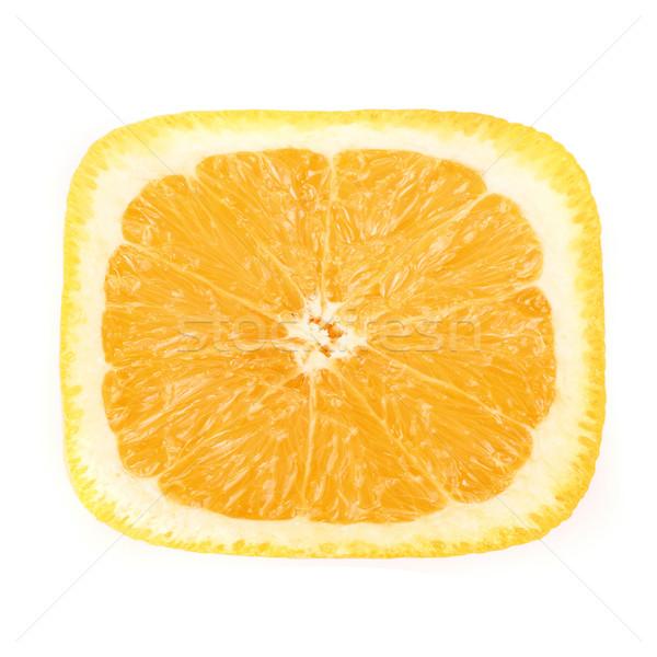 orange carr fruits blanche fond couleur photo stock ruslan olinchuk olira. Black Bedroom Furniture Sets. Home Design Ideas