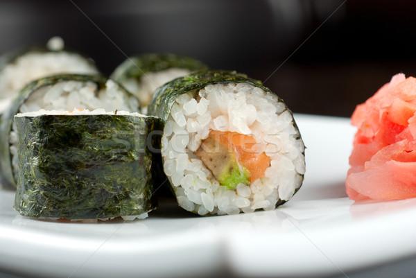Hokkaido maki Stock photo © olira