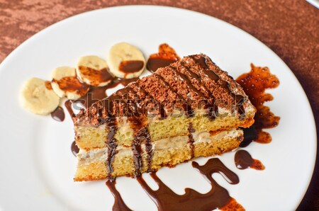 Dessert Stock photo © olira