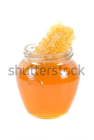 honey Stock photo © olira