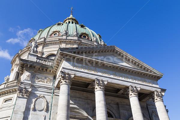 Marmo chiesa costruzione viaggio Europa cattedrale Foto d'archivio © oliverfoerstner