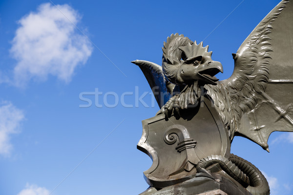 Stock photo: The Basilisk