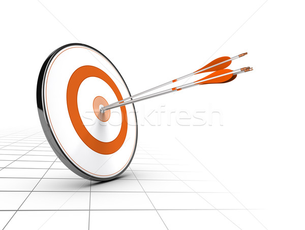 Business Competition or Advice Concept Stock photo © olivier_le_moal